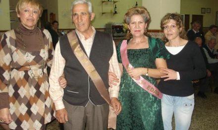 El Club de Pensionistas de Aliseda elige a los mayores Miss y Mister de la Tercera Edad del 2008