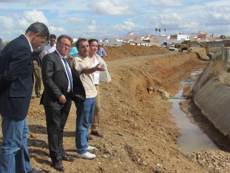 Fomento impulsa mejoras hidráulicas en una veintena de municipios con 16 millones de inversión