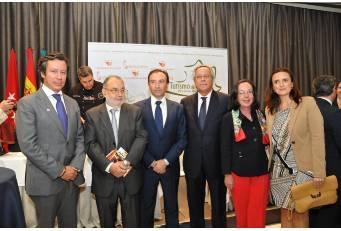 Turismo y gastronomía centran el acto promocional de Diputación de Cáceres celebrado en Madrid