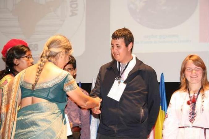 El extremeño Mario Placeres gana la medalla de bronce en la VII Olimpiada Internacional de las Ciencias