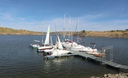 La Confederación del Tajo contrata el mantenimiento de varias presas en la provincia de Cáceres
