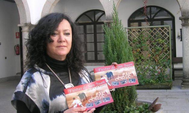 Coria edita 6.000 ejemplares de un folleto turístico para promocionar las fiestas taurinas de San Juan