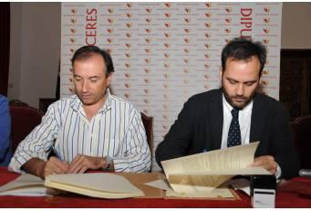 La web de la Diputación de Cáceres dispondrá de un sistema de video-telefonía para personas sordas