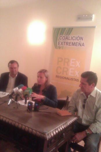 PREX-CREX demanda a la Junta actuaciones e inversiones para Plasencia y para su zona de influencia
