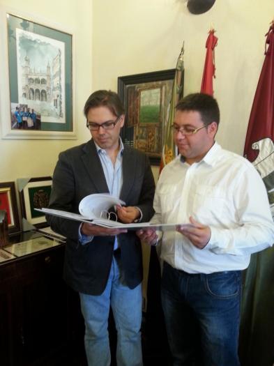 La Fempex entrega el primer informe de prevención de riesgos laborales a la mancomunidad del Ambroz