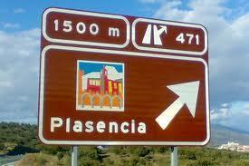 La autovía Ex-A1 dispondrá de señalización turística para informar a los viajeros de los recursos del norte extremeño