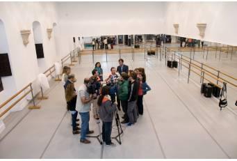 La Escuela de Danza de la Diputación de Cáceres inicia el curso estrenando nuevas instalaciones