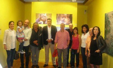 El Centro Cultural Capitol de Cáceres acoge una exposición de varios artistas caurienses
