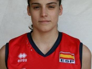 La moralejana Alba Sánchez gana el trofeo a la mejor jugadora del Torneo Ibérico Mujeres