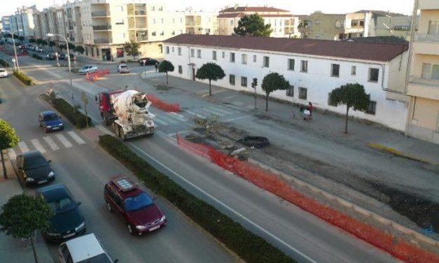 Moraleja pide a la Junta de Extremadura una respuesta al plan de modificación de las obras de la avenida