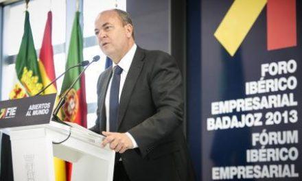Extremadura se convierte en nexo de la unión estratégica entre España y Portugal en el I Foro Ibérico Empresarial