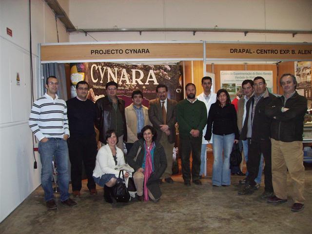 Queso de la Serena busca nuevas vías comerciales conjuntas con productores lusos de Serpa y Azeitao