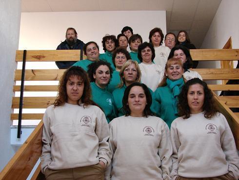 Los alumnos del Taller de Empleo acondicionarán las márgenes de la Rivera David en Valencia de Alcántara