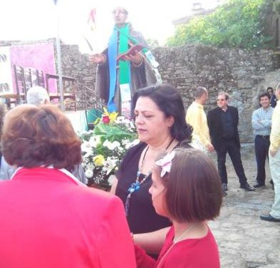 Cientos de personas acompañan al santo en la romería de San Pedro de los Majarretes
