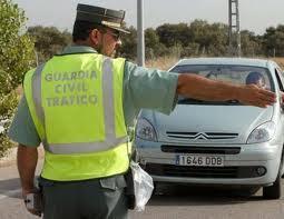 Los agentes de tráfico vigilarán esta semana las carreteras secundarias en una campaña especial
