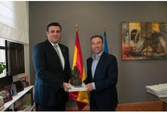 La Diputación iniciará en 2014 las obras de acondicionamiento de los accesos a Coria