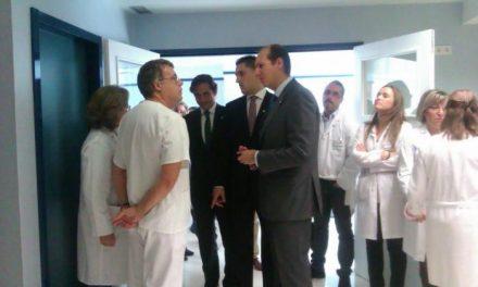 Las reformas acometidas en el Hospital Virgen del Puerto podrán aumentar  un 40% la actividad quirúrgica
