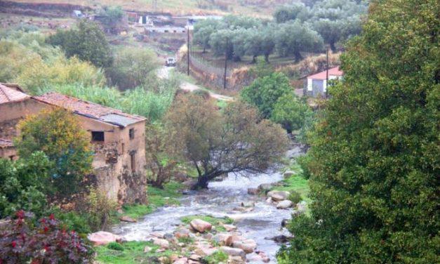 Valencia de Alcántara es la segunda localidad de España donde más lluvia por metro cuadrado se registra