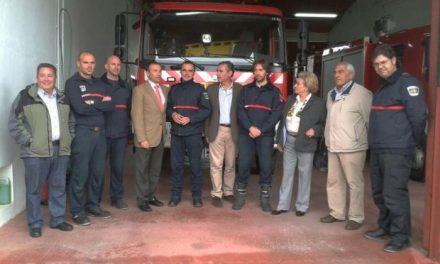 El parque de bomberos de Valencia de Alcántara prestará servicio las 24 horas a partir del 1 de noviembre