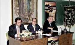 La Unión de Cofradías penitenciales de Cáceres ha presentado en Toledo la Semana Santa de la ciudad