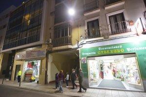 Hallan muerto a un hombre de 54 años que iba a ser desahuciado de su vivienda de Badajoz