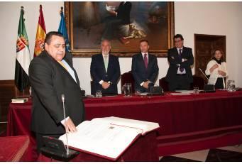 La Diputación de Cáceres inicia la redacción de proyectos para el sellamiento de varias escombreras