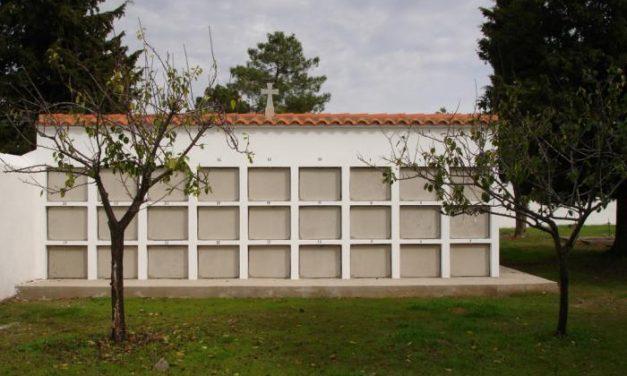 El ayuntamiento de Zarza de Granadilla gestionará el camposanto de Granadilla y construye 27 nuevos nichos
