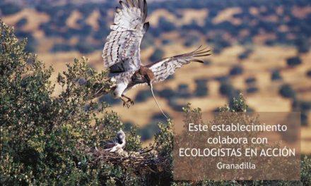 Ecologistas Granadilla inicia una campaña sobre la conservación de la flora en la comarca de Trasierra