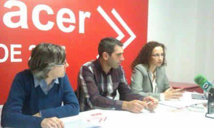 El PSOE presenta una enmienda parcial a los presupuestos para que se incluya Martín Palomino