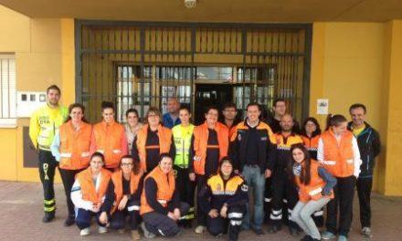 Un centenar de voluntarios participan en tres nuevas ofertas formativas para protección civil