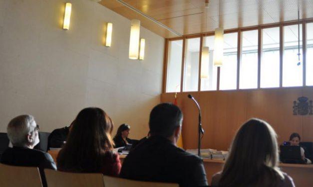 """Elia María Blanco niega en el juicio del """"caso Plasencia"""" las acusaciones que la Fiscalía sostiene contra ella"""