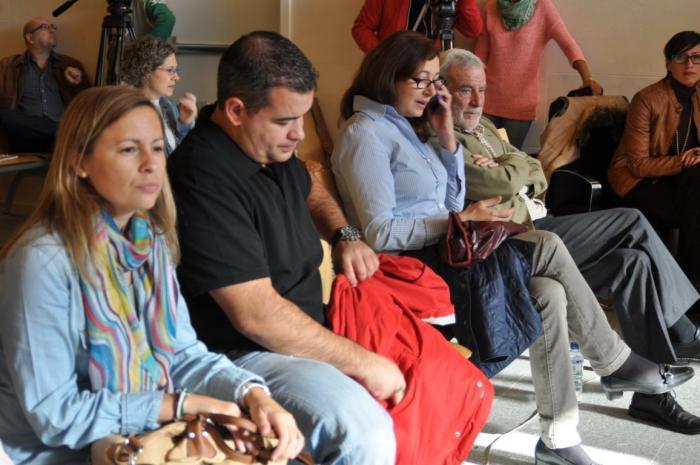 """El """"caso Plasencia"""" afronta su tercera jornada con la mirada puesta en la comparecencia de los dirigentes del PP"""