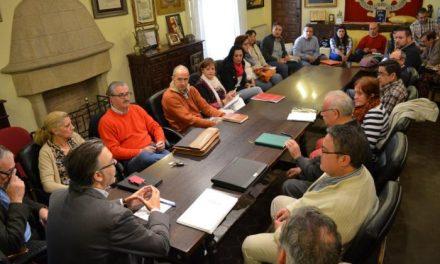 Pizarro se reúne con los presidentes vecinales para trabajar en la elaboración de los presupuestos del 2014