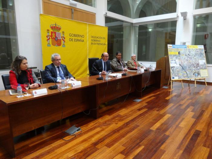 El Ministerio invertirá 5,4 millones de euros en mejorar el abastecimiento a municipios de Badajoz