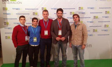 Nuevas Generaciones de Plasencia participa en la Convención Nacional del PP celebrada en Madrid