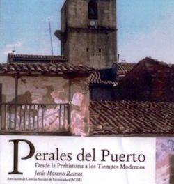 El escritor Jesús Moreno presenta su nuevo libro sobre la historia de Perales del Puerto