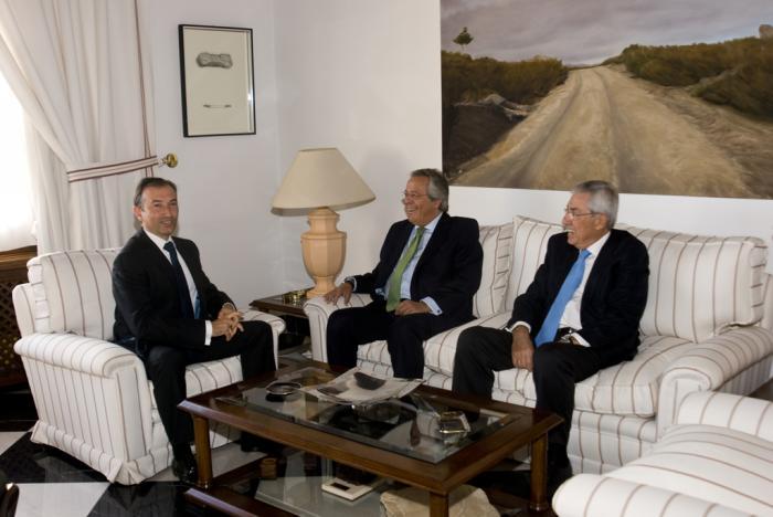 SEPI y la Diputación de Cáceres abordan la renovación del consejo de administración de SODIEX
