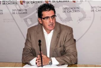 López Marroyo destaca la rapidez en la puesta en marcha del Plan municipal de mejora de Infraestructuras