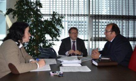Fomento invertirá 37.000 euros en la reparación de la depuradora de Santiago de Alcántara