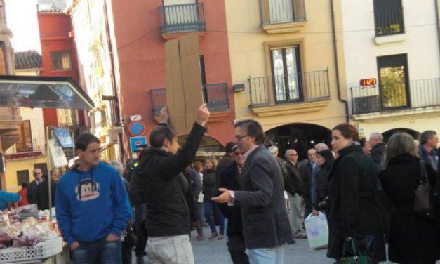"""El PSOE de Cáceres acusa a Pizarro de utilizar """"formas dictatoriales"""" contra el socialista Iván Sánchez"""