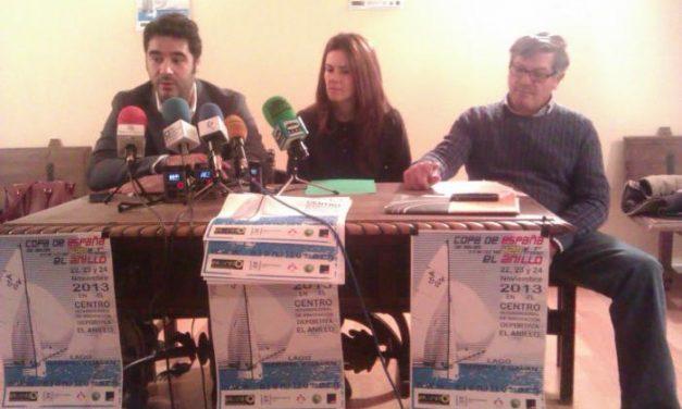 El embalse de Gabriel y Galán acogerá el fin de semana la I Copa de España de Aguas Interiores