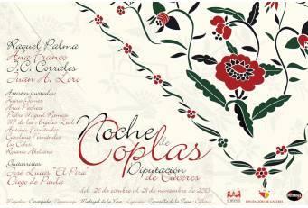 Noche de Coplas llega este fin de semana a Madrigal de la Vera, Logrosán y Torrecillas de la Tiesa
