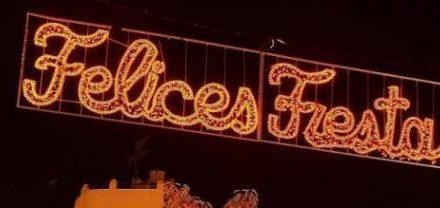 Moraleja adelanta el encendido del alumbrado navideño al día 6 de diciembre