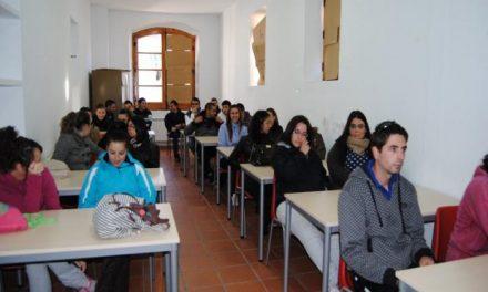 El plan formativo Aprendizext de Valencia de Alcántara genera más de una treintena de empleos