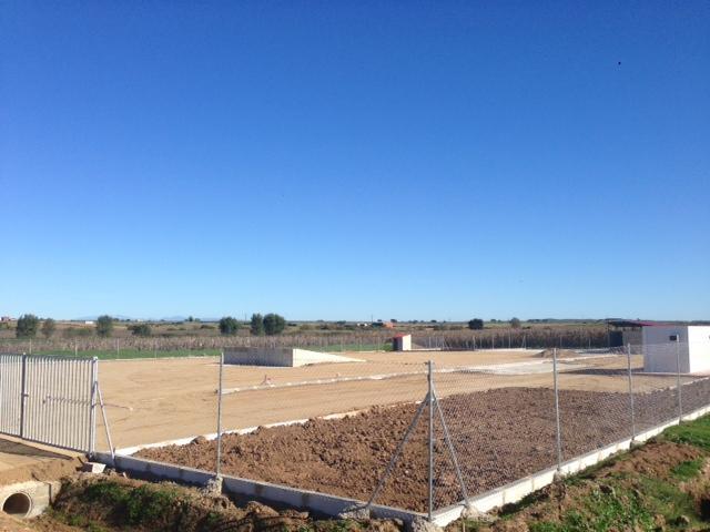 La Diputación invierte más de 250.000 euros en una planta de  tranferencia de residuos en Moraleja
