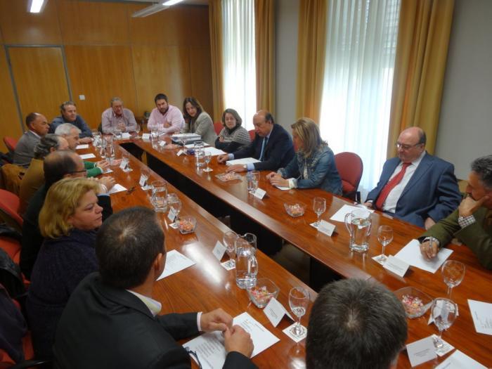 López Iglesias destaca que el simulacro nuclear ha ayudado a actualizar las medidas de seguridad