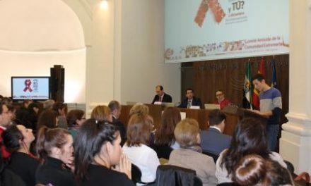 Extremadura intensificará la prevención del VIH con la ampliación del programa de Jóvenes Agentes en Salud
