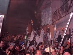 'La Encamisá' de Torrejoncillo reunirá a 250 jinetes y 150 escopeteros en honor a su patrona