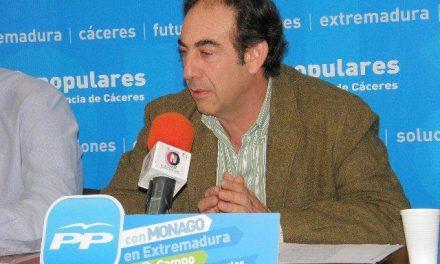 Duque valora positivamente la bajada del paro en la provincia cacereña en noviembre