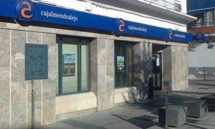 Cajalmendralejo compra 15 oficinas del Banco Caixa Geral, la mayoría de ellas ubicadas en Extremadura